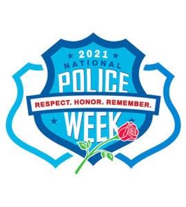 Police Week Logo